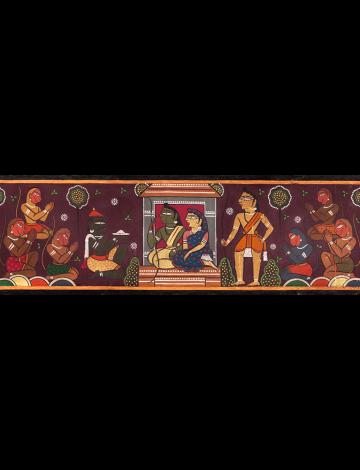Ram, Sita, Laxman