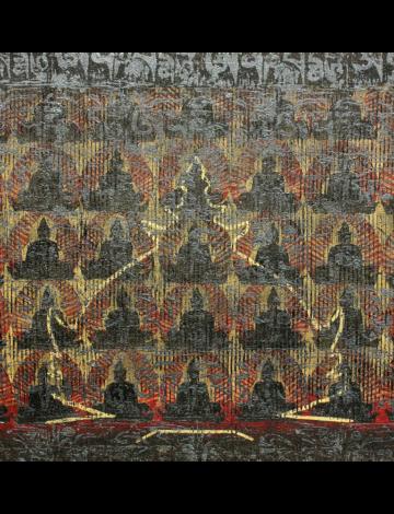Untitled (Buddha Series)