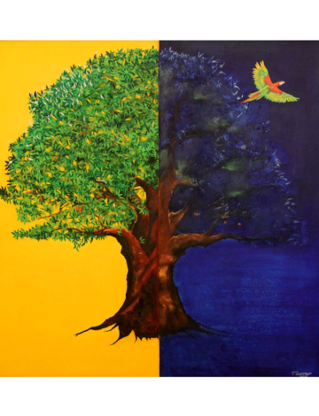 The Harmony of Seasons II – The Mango Tree