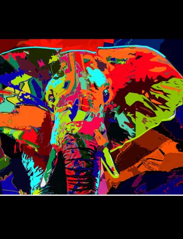 Elephant Series – VII