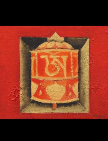 Divine Resonance-The sacred wheel 5