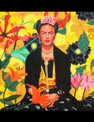 Frida Kahlo V