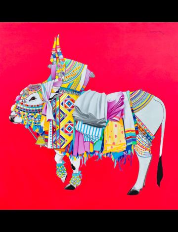Gangireddu-The Sacred Bull