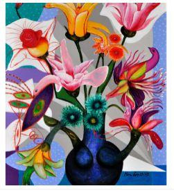 Manu Parekh artist paintings